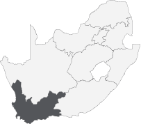 Western Cape Map