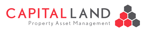 Capital Land | Property Management Retina Logo